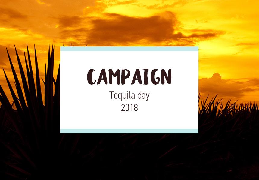 テキーラの日 2018年キャンペーン情報