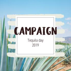 「テキーラの日」2019キャンペーン