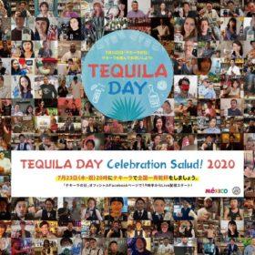 TEQUILA DAY Celebration Salud 2020